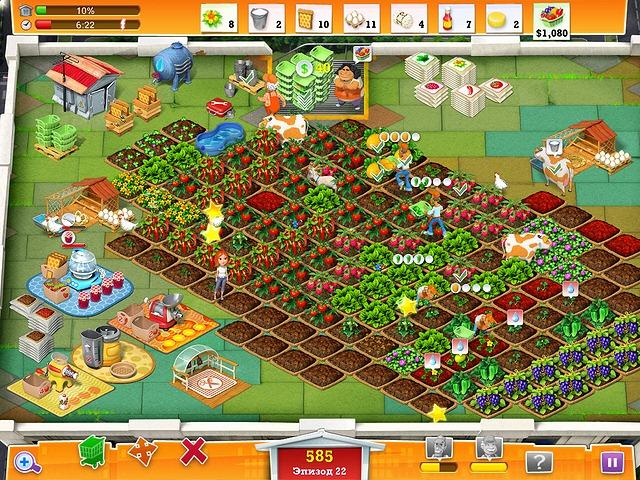 Веселая ферма 2 - Игра фермер - MyPlayCity - Скачать. игры самсунг 525 скач